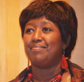 NEF GG 2018 Speakers | Agnes Binagwaho