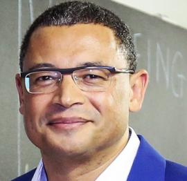 Edgar Pieterse | NEF GG 2018