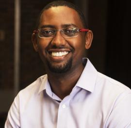 Solomon Assefa | NEF GG 2018 Speakers