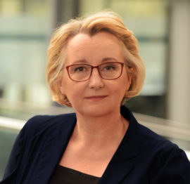 Ministerin Theresia Bauer | NEF GG2018 Speakers