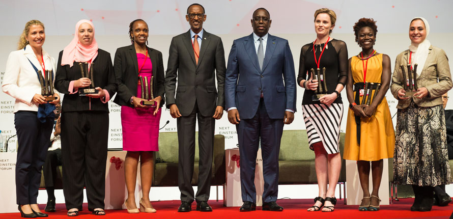 NEF Driving an innovation-led and inclusive growth agenda for Africa