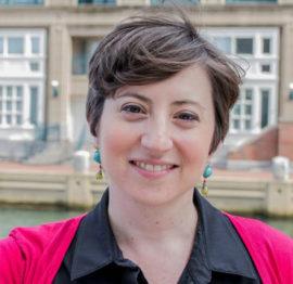 Dr. Nina Dudnik | NEF GG2018 Speaker