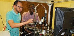Sidy Ndao s'engage pour développer l'enseignement expérimental en Afrique